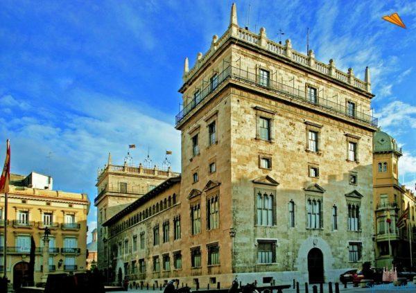 Дворец Правительства Валенсии