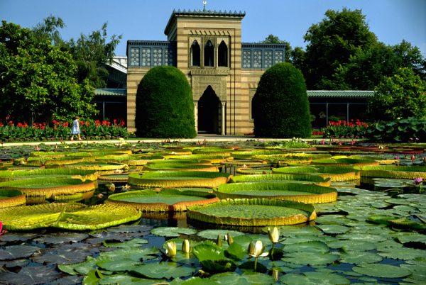 Сад Вильгельма в Штутгарте