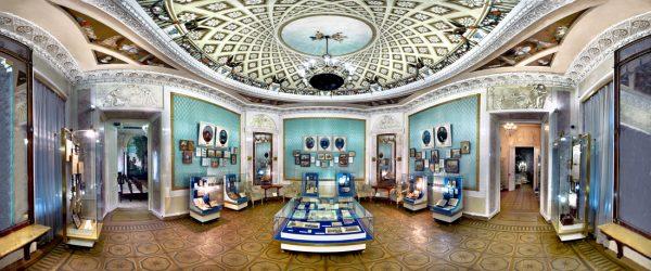 Экспозиция Исторического музея Берна