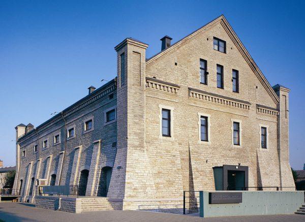 Эстонский архитектурный музей в Таллине