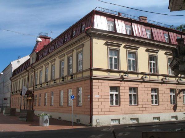 Эстонский музей спорта в Тарту