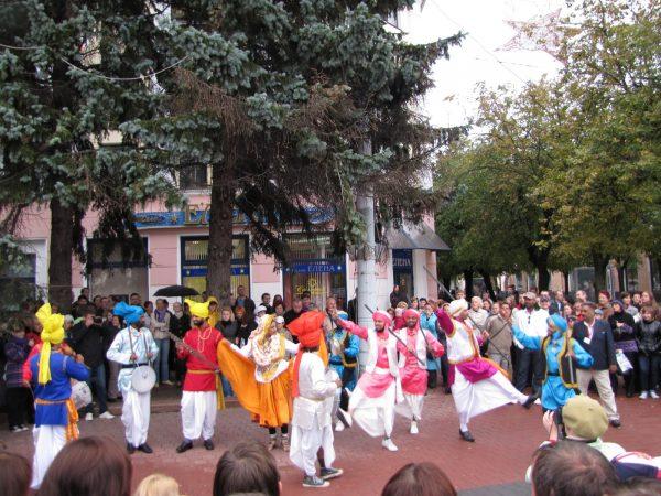 Фестиваль «Белая Вежа» в Бресте
