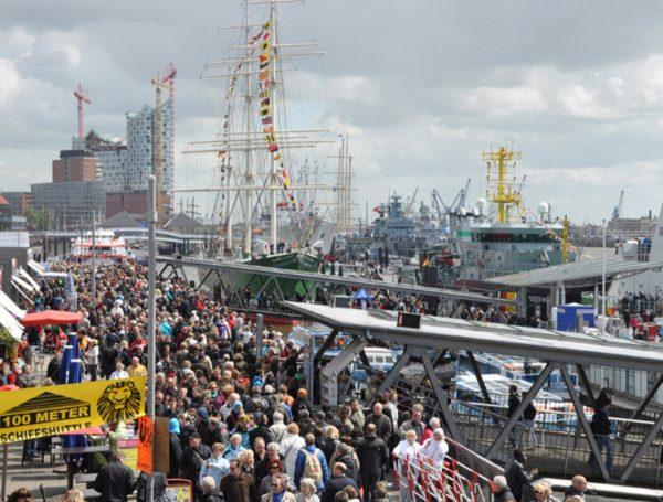 Фестиваль Hafengeburtstag
