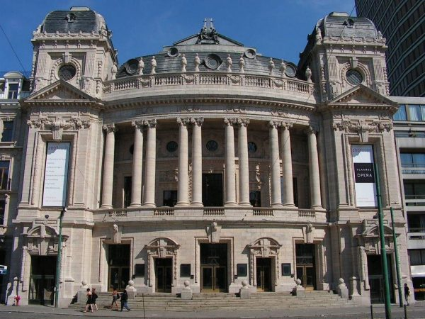 Фламандский оперный театр в Генте