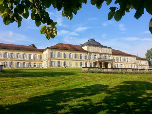 Гогенгеймский дворец в Штутгарте