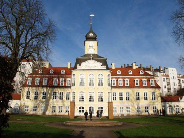 Голисерский замок в Лейпциге