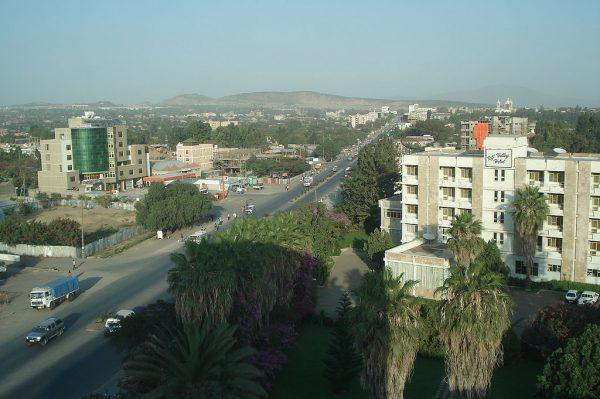 Город Адама в Эфиопии