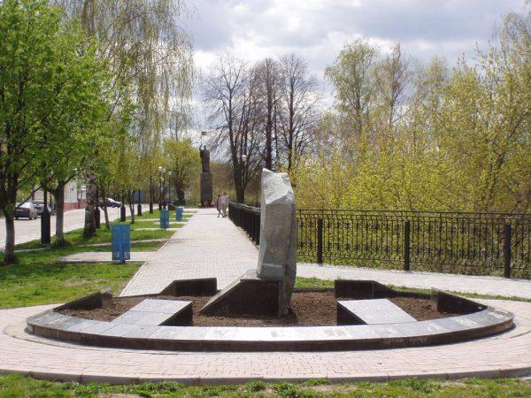 Весна в Городце