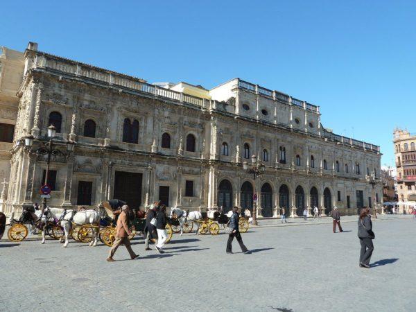Городская ратуша Севильи