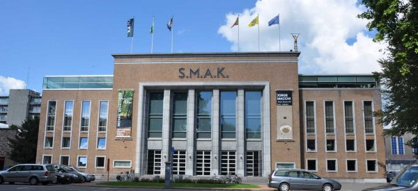 Городской музей современного искусства в Генте