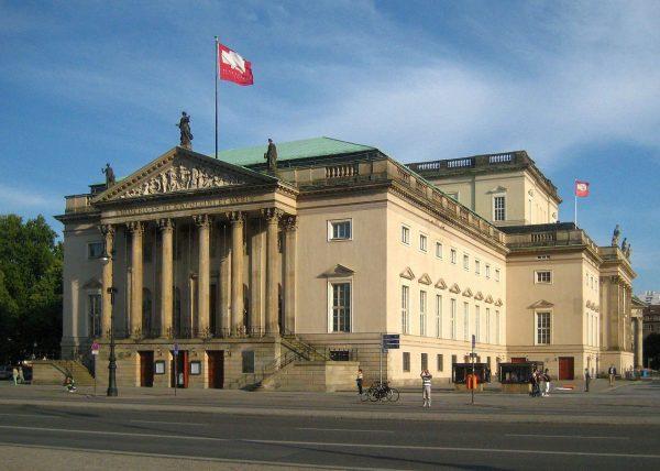 Государственная Берлинская опера