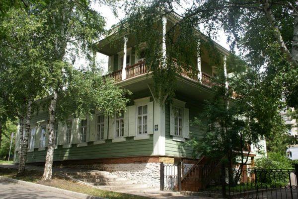 Мемориальный дом-музей Т. С. Аксакова