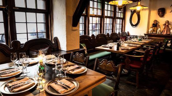 Ресторан Walliser Kanne в Цюрихе