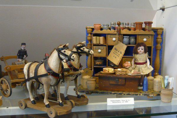 Музей игрушек в Цюрихе
