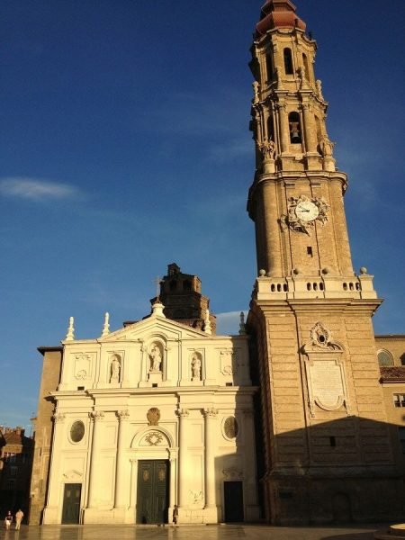 Кафедральный собор Сан-Сальвадор (La Seo de San Salvador) в Сарагосе