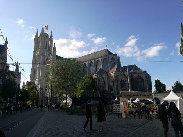 Кафедральный собор св. Бавона в Генте