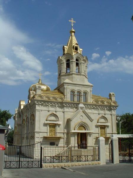 Кафедральный собор Святых Жён-Мироносиц в Баку