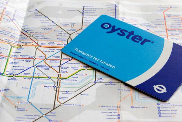 Смарт-карта Oyster