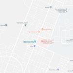 Карта города Назрет