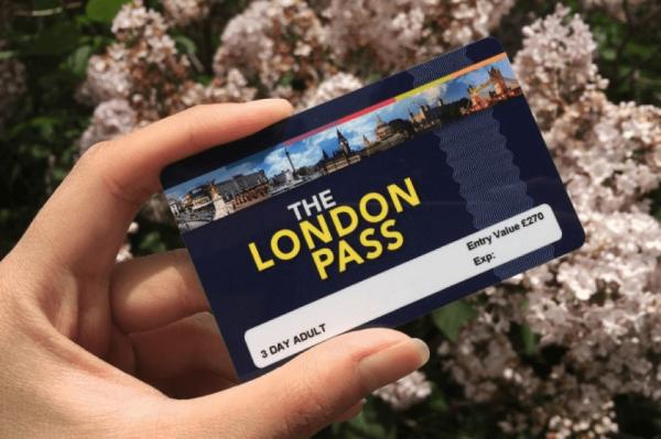 Карта London Pass