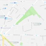 Карта окраины Дюссельдорфа