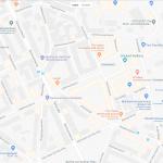 Карта пригорода Ганновера