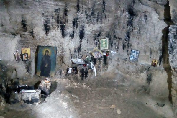 Катакомбы Святой Соломнии в Пафосе