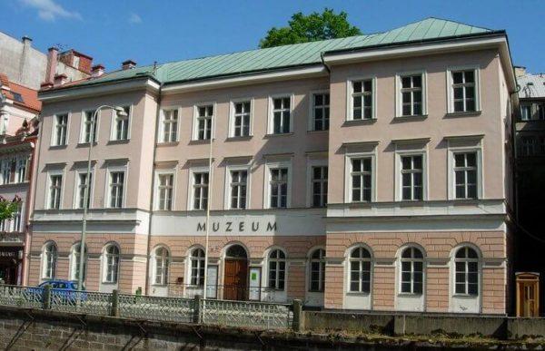Краеведческий музей в Карловых Варах