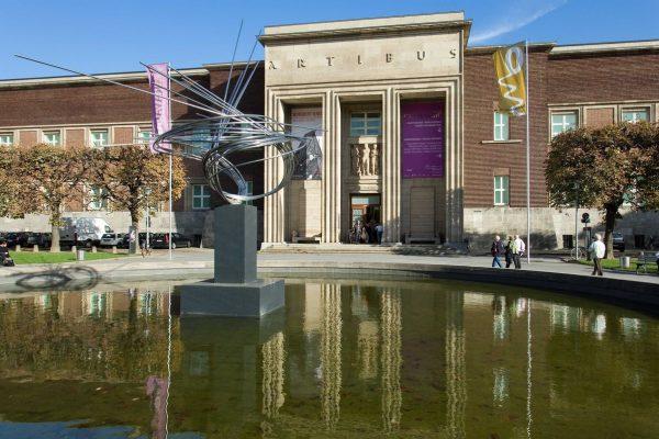 Музей Кунстпаласт в Дюссельдорфе