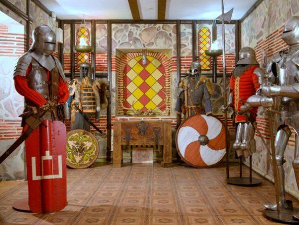 Музей средневекового рыцарства в Полоцке