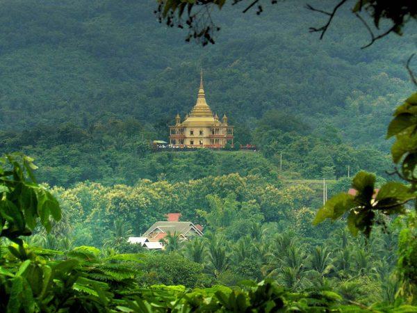 Одна из достопримечательностей Лаоса
