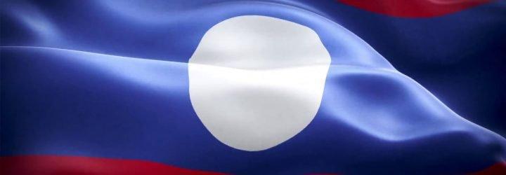 лаос флаг