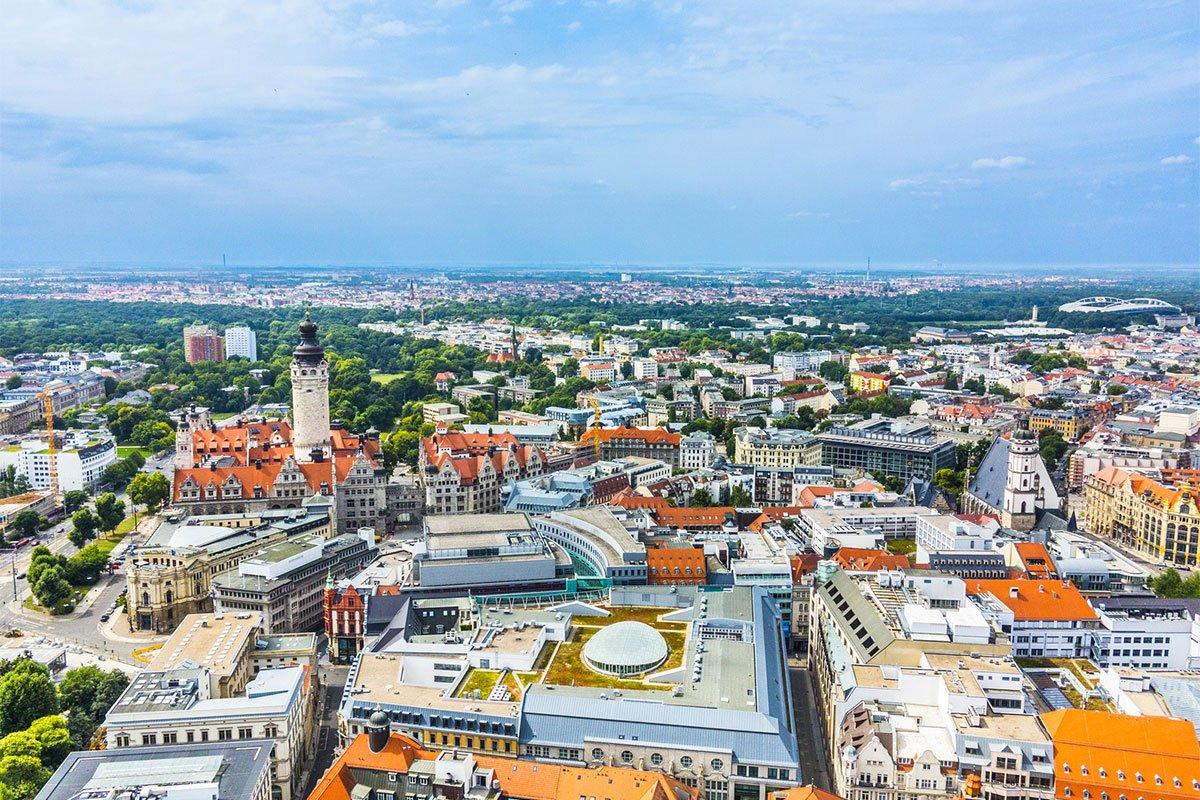 Лейпциг — достопримечательности города и экскурсионные маршруты