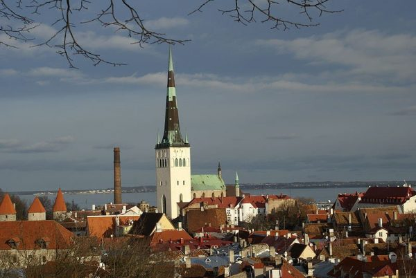 Церковь Олевисте в Таллине