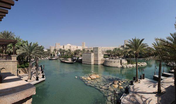 Мадинат Джумейра в Дубае