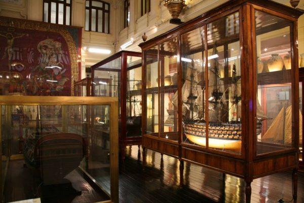 Мадридский морской музей в Испании