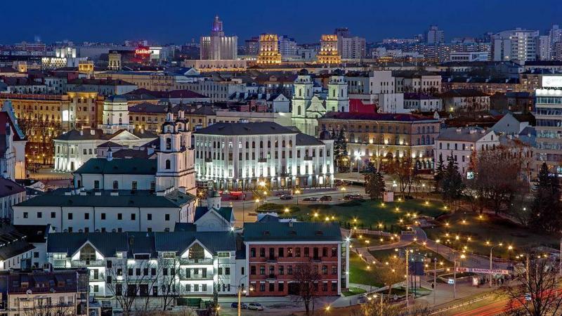 Путешествие по удивительному Минску