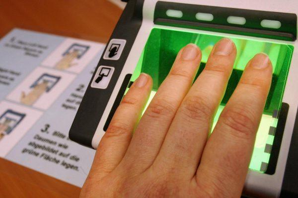 Мобильная биометрия