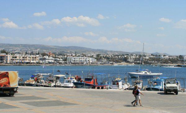Морской порт Пафоса