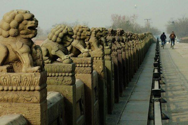 Мост Лугоу в Пекине