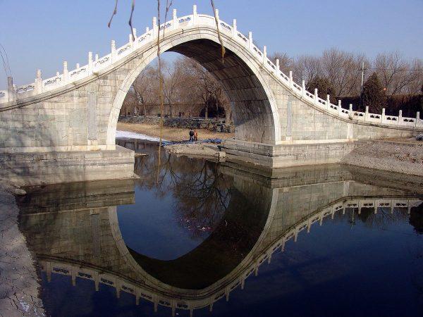 Мост Юйдайцяо в Пекине