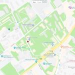 Музеи на карте Тарту
