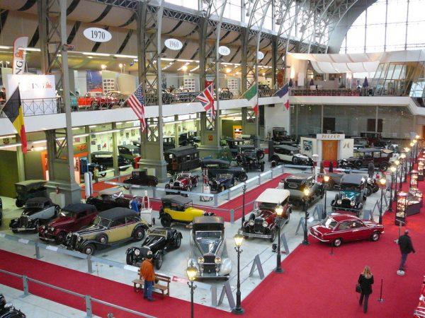 Музей «Автомир» в Брюсселе