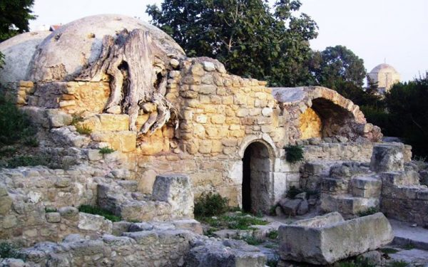 Музей Хаммам в Пафосе снаружи