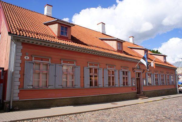 Музей игрушек в городе Тарту