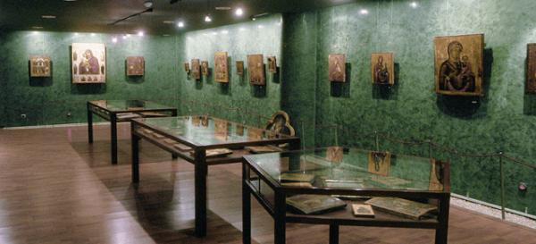 Музей иконографии в Ордино