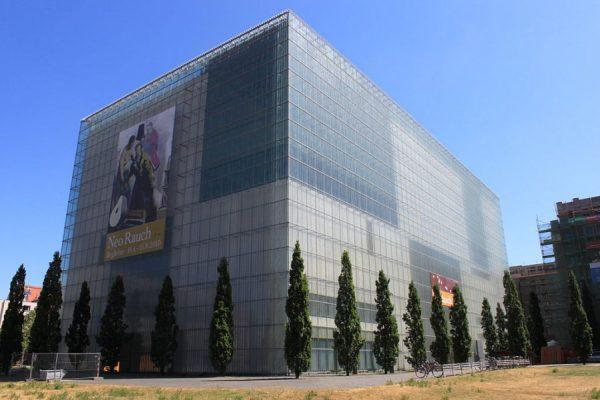 Музей изобразительных искусств в Лейпциге
