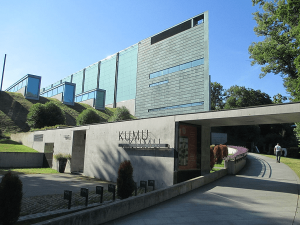 Музей Куму в Таллине
