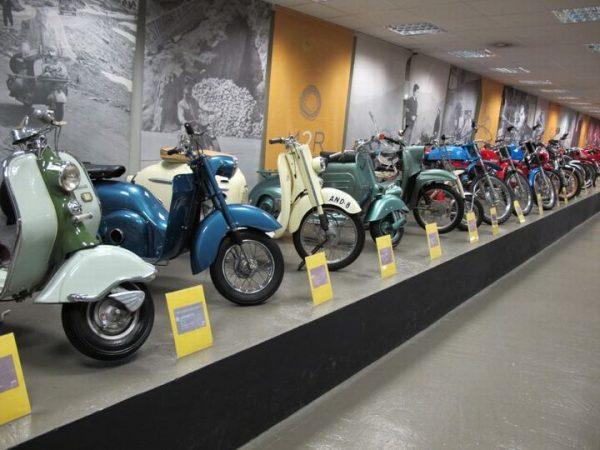 Музей мотоциклов в Андорре