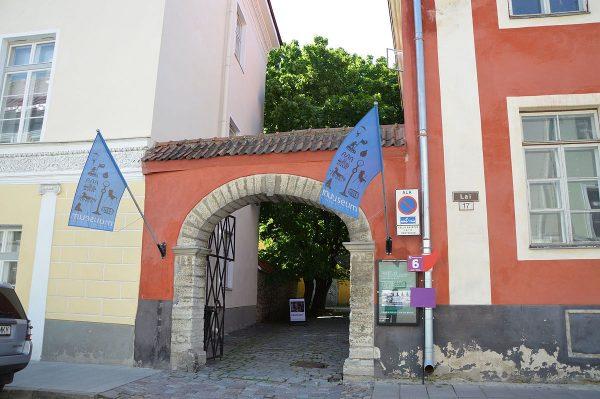 Музей прикладного искусства в Таллине